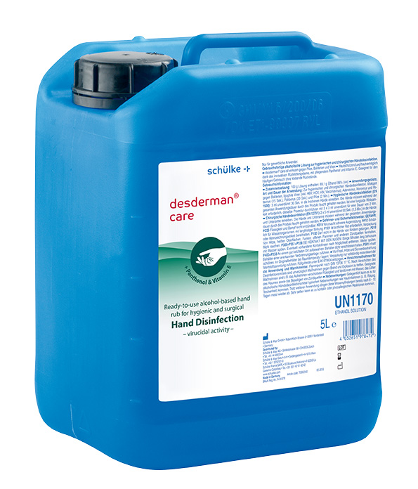Schülke Desderman® care, 5 Liter