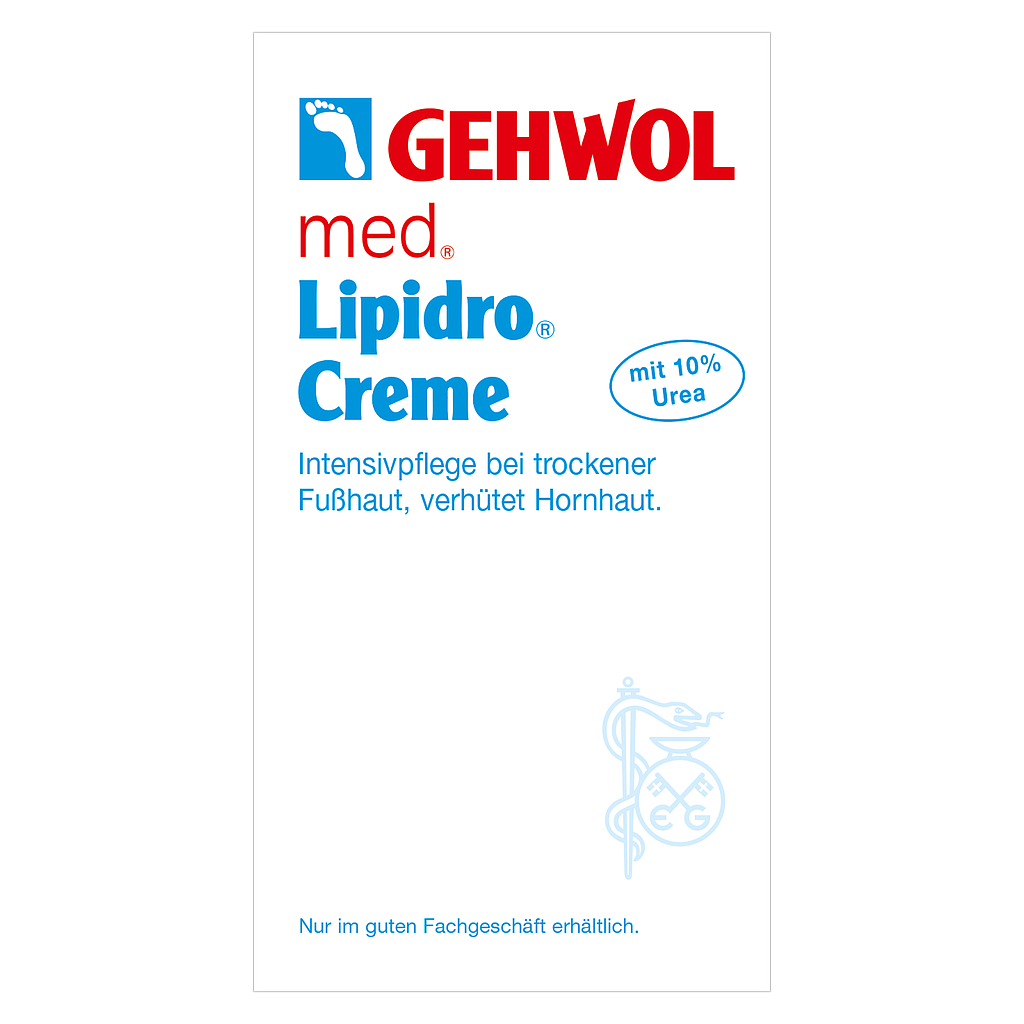 Probe GEHWOL med® Lipidro-Cream, 10% Urea, 5ml