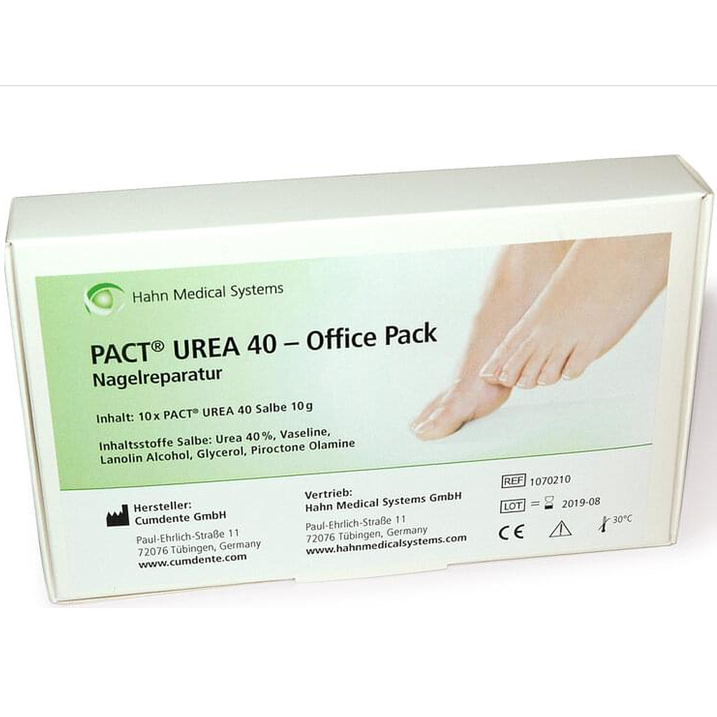 PACT MED Urea40 Officepack (10 Tuben)