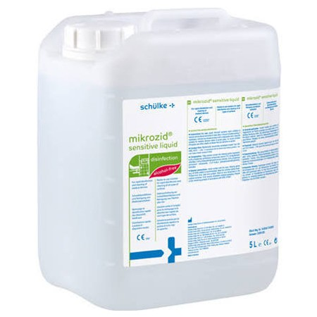 Schülke Mikrozid® Sensitive Liquid, 5 Liter