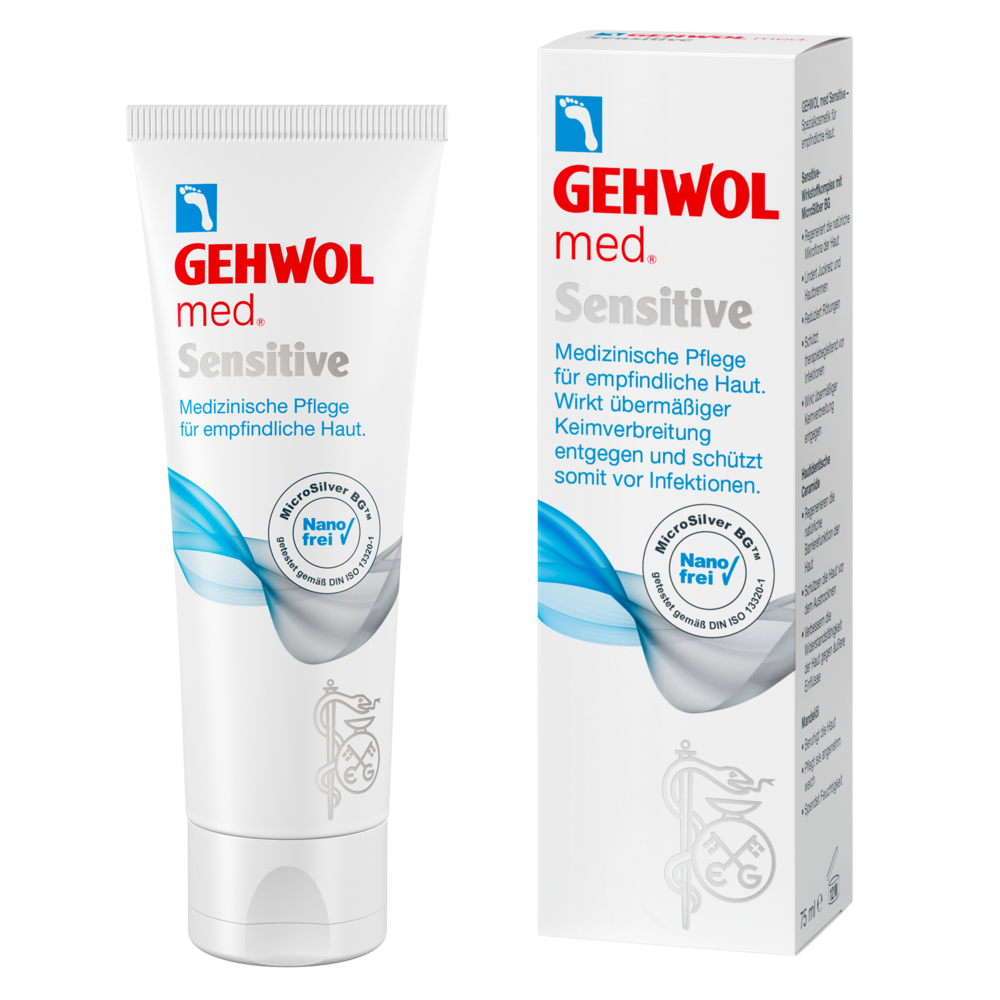 GEHWOL med® Sensitive, 75 ml