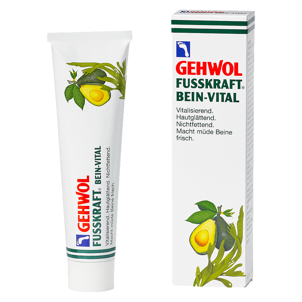 GEHWOL FUSSKRAFT® Bein-Vital/Beinvital, 125 ml