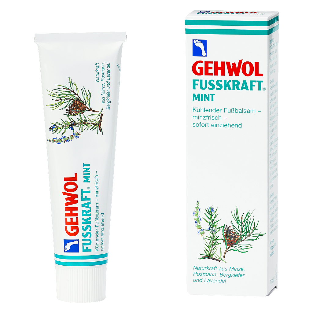 GEHWOL FUSSKRAFT® mint, 75 ml